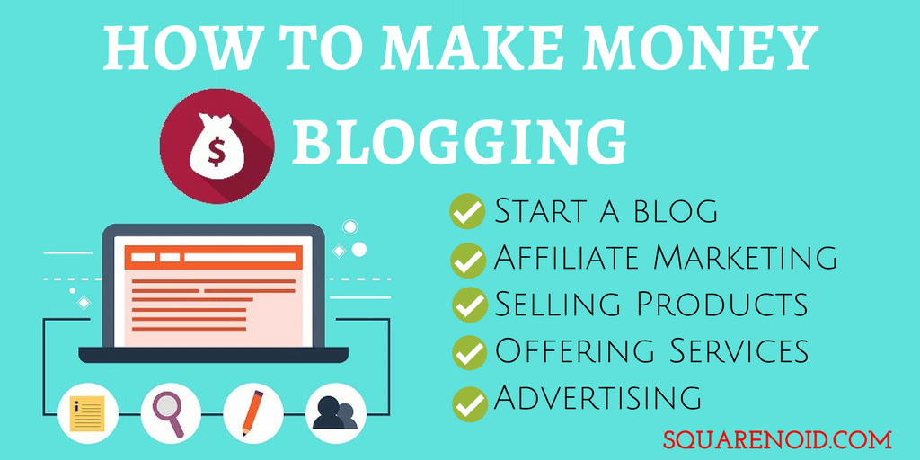 How to Make Money Blogging – Ultimate Guide for Beginners