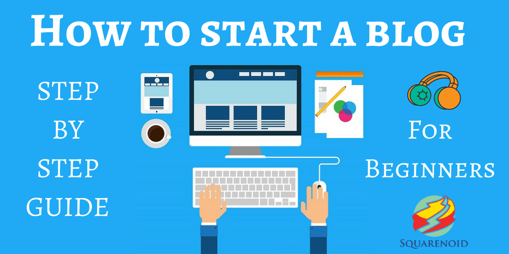 How to start a blog the right way with images for How to build a blog