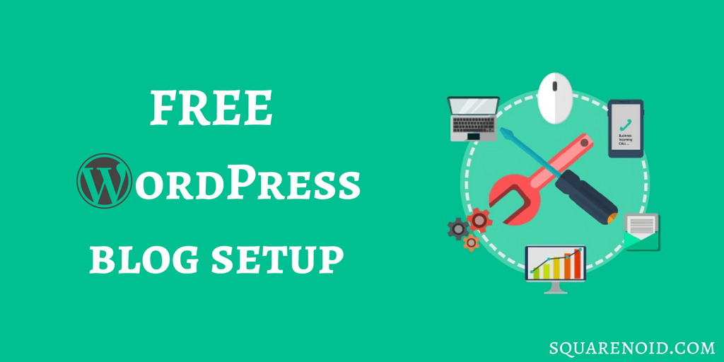 Free WordPress Blog Setup Service