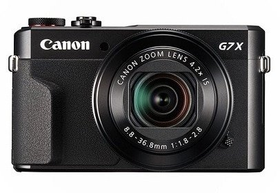 Canon g7x mark ii