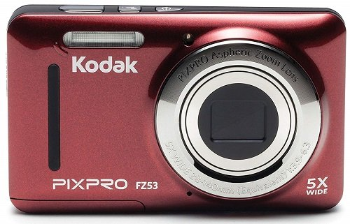 Kodak pixpro friendly zoom fz53 rd