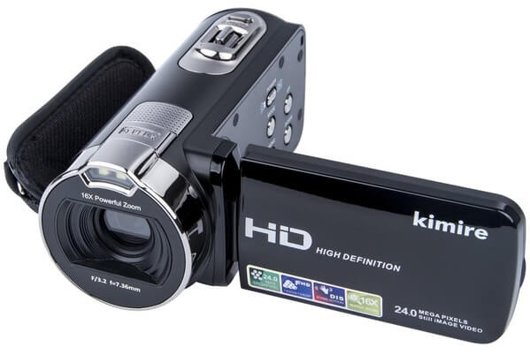 Kimire digital camera camcorders