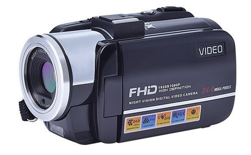 Linnse camcorder digital camera