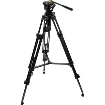 Magnus vt 4000 fluid head tripod