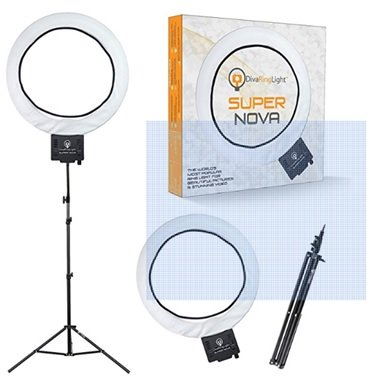 Diva ring light super nova