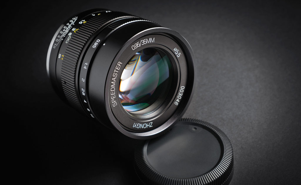 Mitakon 35mm F 0.95 Review