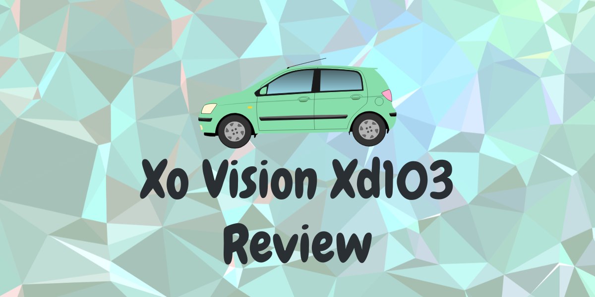 Xo Vision Xd103 Review