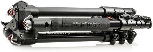 Manfrotto BeFree Compact Aluminum Travel Tripod