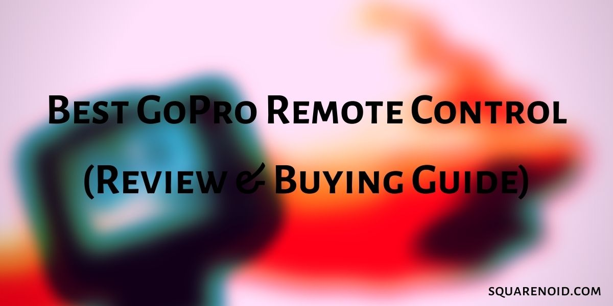 Best GoPro Remote Control