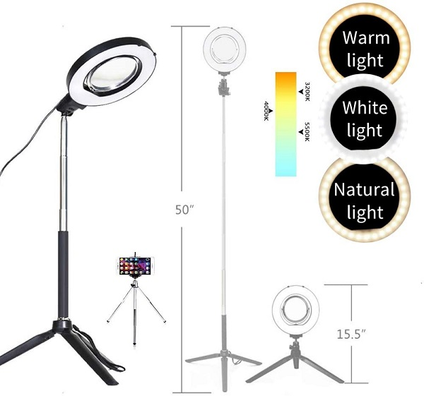 What is ring light