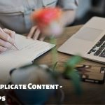 Check for Duplicate Content tools and tips